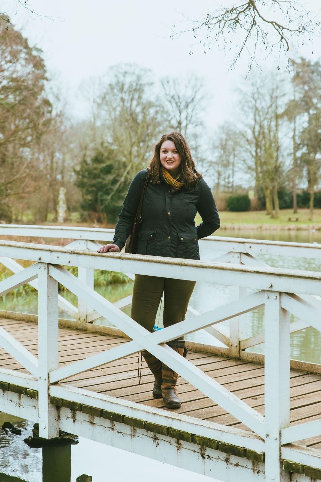 stowe gardens liquid grain liquidgrain dachshund walk palladian bridge