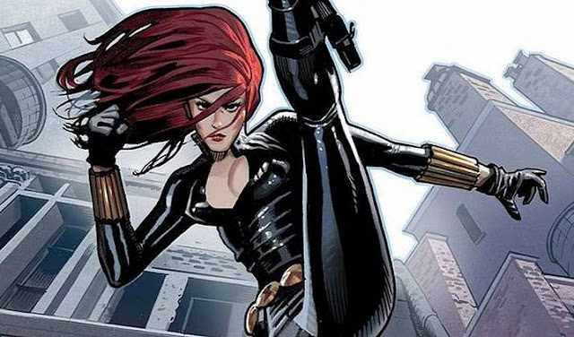 5 Generasi Black Widow dalam Komik Marvel