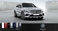 Mercedes GLC 300 4MATIC 2018 màu Bạc Diamond 988