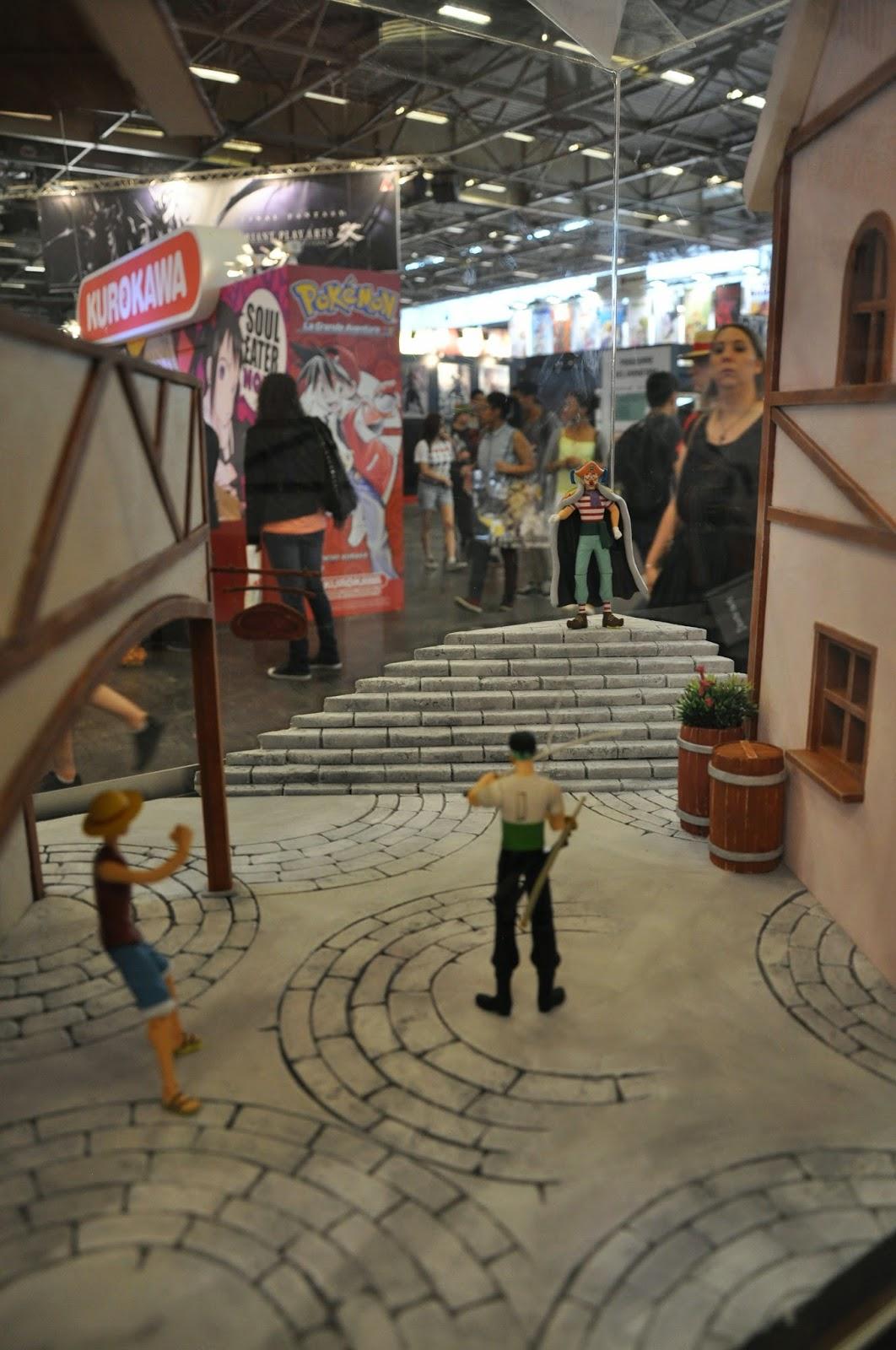 Fenêtre Sur Diorama Japan Expo Partie 3 Abystyle