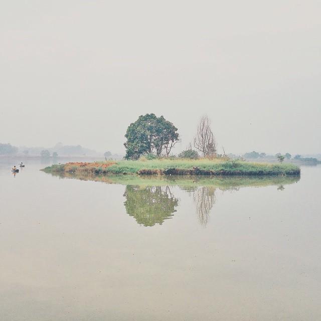 foto danau cibeureum bekasi