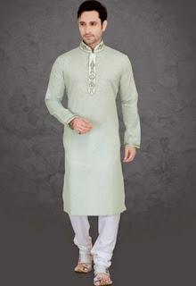 Model baju gamis pria muslim terbaru