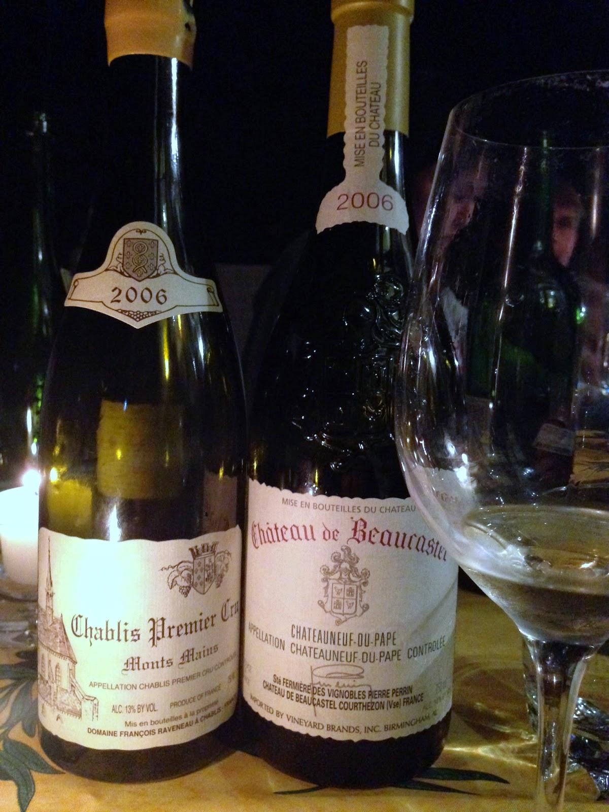 The Iron Chevsky Wine Blog: October 2014