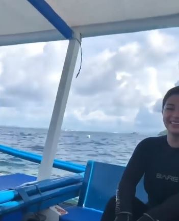 Angel Locsin Told Ryza Cenon Not To Feel Nervous! Watch This!