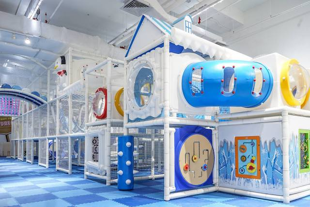 DreamWorld Indoor Play Centre @ The Starling & IOI City Mall