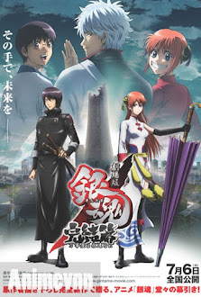 Gintama The Movie: The Final Chapter - Linh Hồn Bạc The Final Chapter 2013 Poster