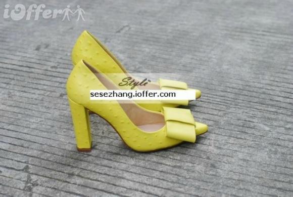0cd11eb599a Lazo Amarillo Over De All Con Zara Sequin Zapatos Mostaza x4atwgYq ...