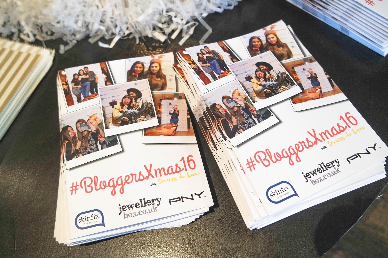 #bloggersxmas stress free print a5 brochure printing