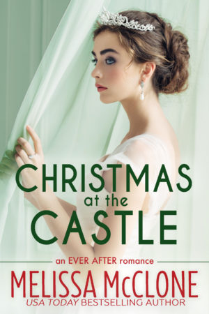 Book Review Christmas at the Castle by author Melissa McClone