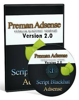 Download Script blackhat preman Adsense + Tutorial gratis