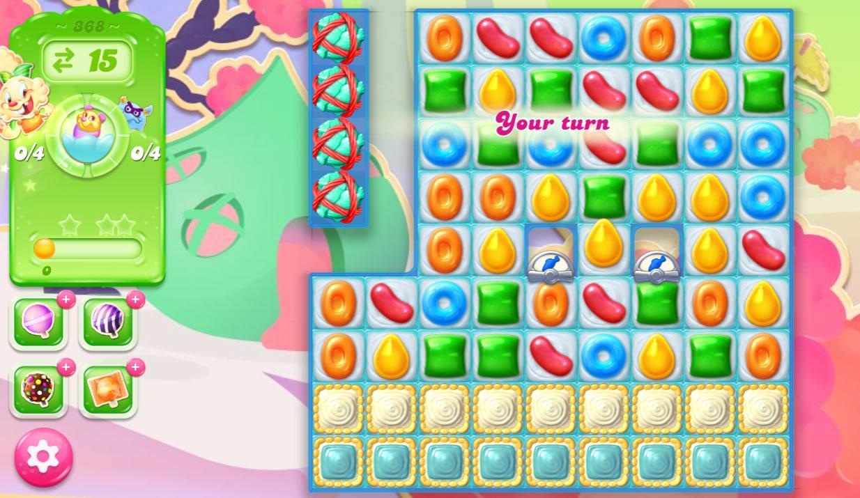Candy Crush Jelly Saga 368