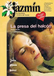 Penny Jordan - La Presa Del Halcón