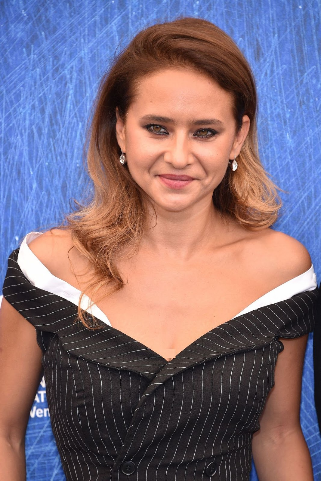 HQ Photos of Nelly Karim at 2016 73rd Venice Film Festival Jury Photocall in Venice