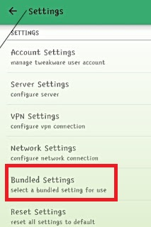 Latest MTN BB10 MAXI Settings For Android, PC and iOS Device tweakware bundled settings