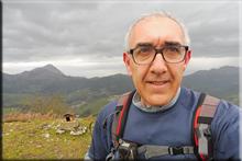 Ganboralde mendiaren gailurra 706 m. - 2018ko apirilaren 7an