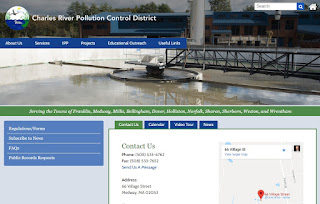 Franklin Residents: Charles River Pollution Control District - Volunteer Opportunity