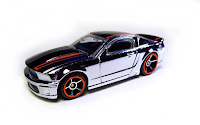 hot wheels modern classics mustang