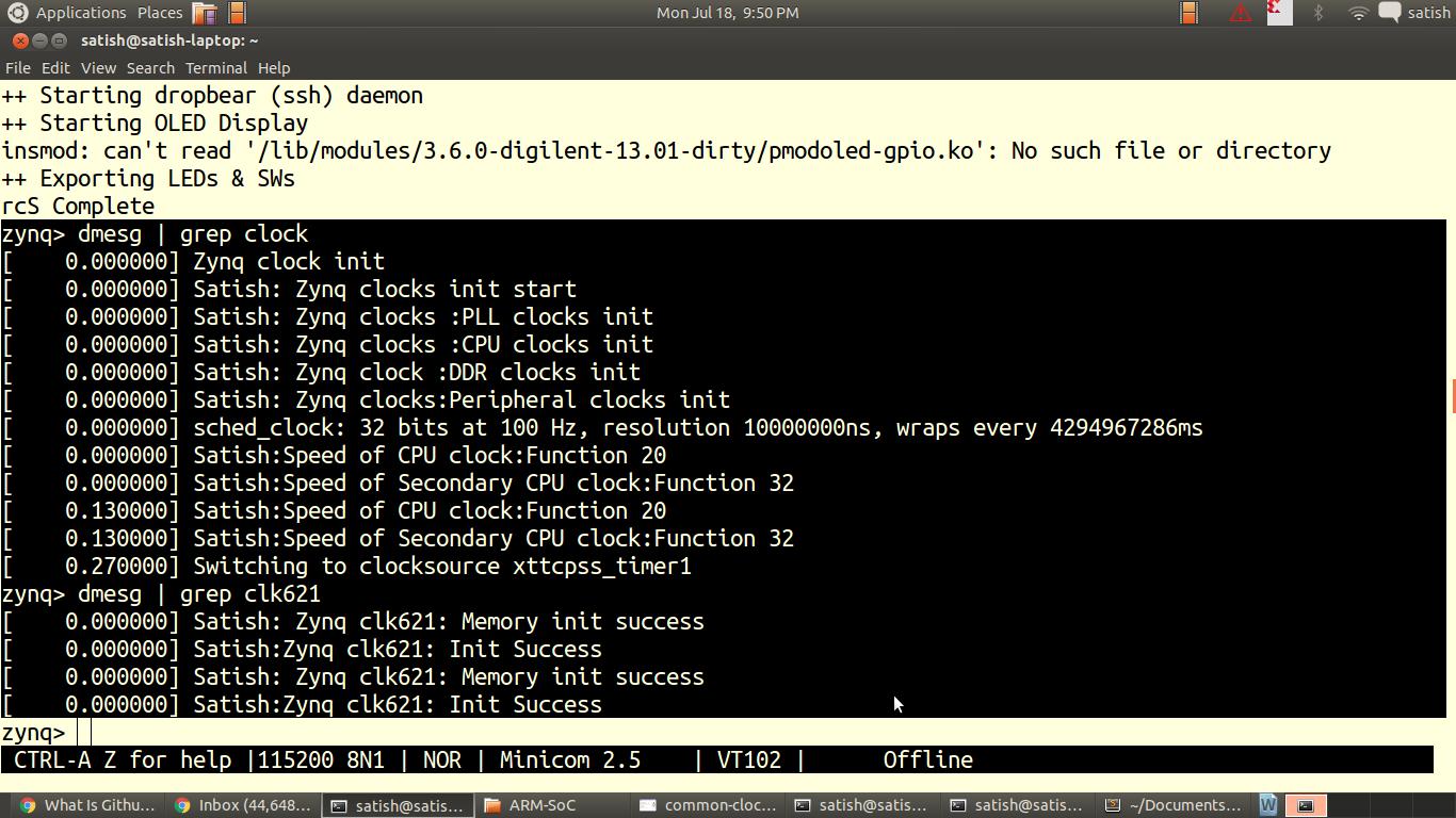 Linux Kernel Board Bring up Series - CLK Framework Zynq