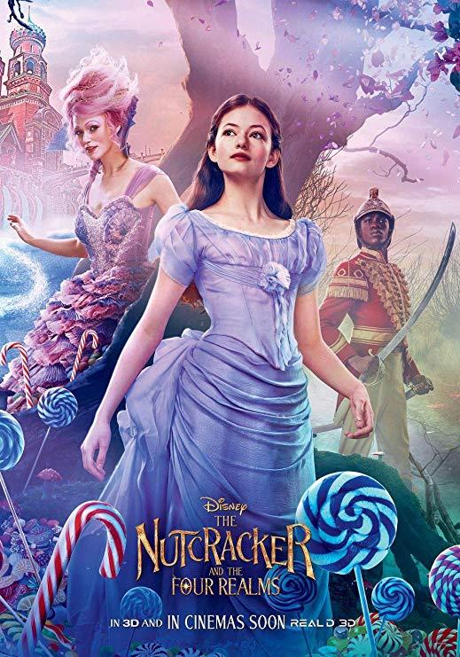The Nutcracker 2018 Hindi Dual Audio 400MB BluRay 480p ESubs