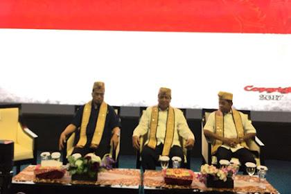 Serunya Dialog Nasional Indonesia Maju ke-11 di Bandar Lampung Bersama Tiga Menteri Kabinet Kerja