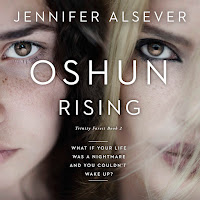 Book Showcase: Oshun Rising by Jennifer Alsever