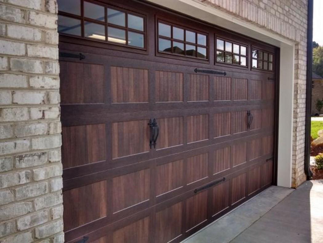 Garage Door Makeover 3