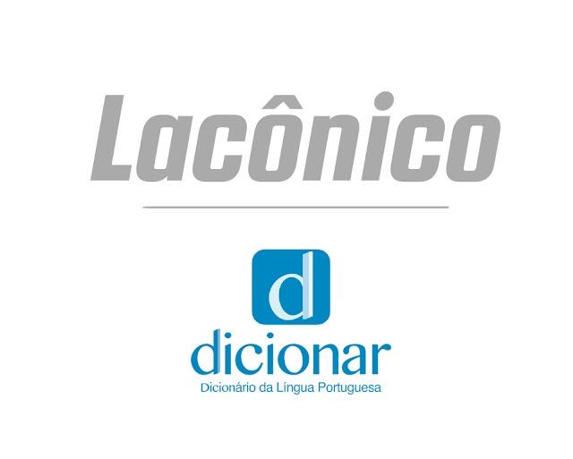 Significado de Lacônico
