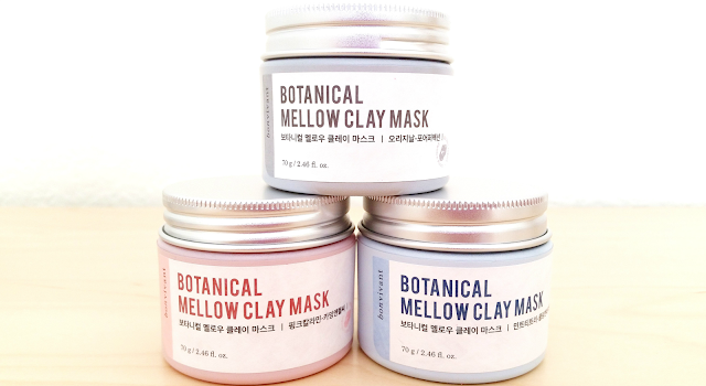Bonvivant Botanical Mellow Clay Masks Review