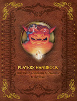 WOTC reprint 1st Edition Players Handbook