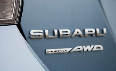 Subaru Badge Of Ownership