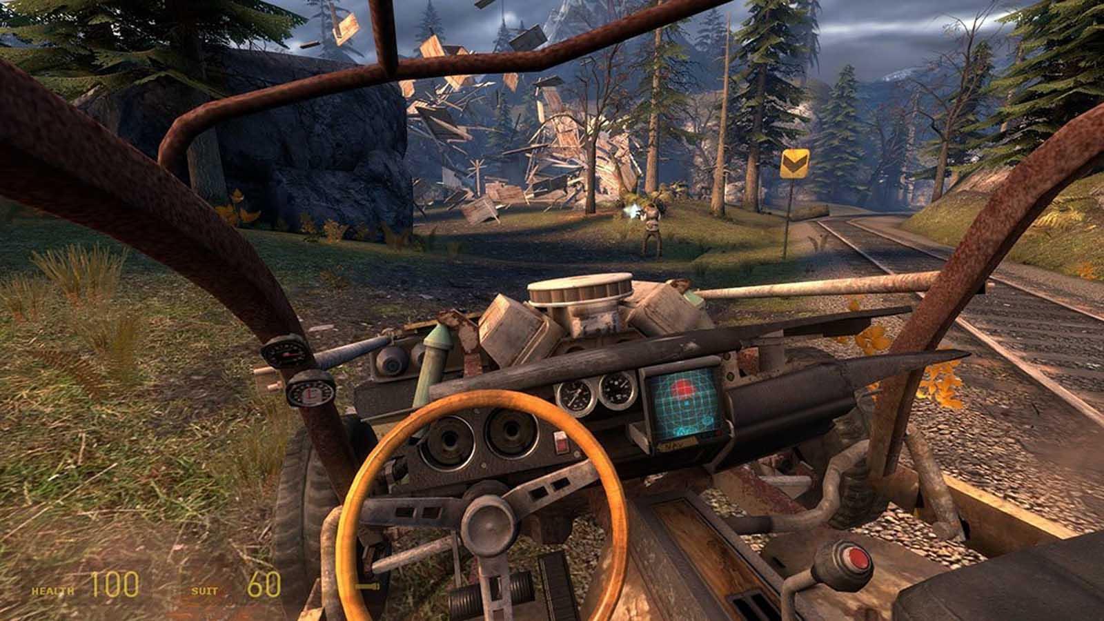 تحميل لعبة Half Life 2 Episode Two مضغوطة كاملة بروابط مباشرة مجانا
