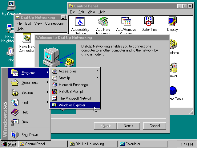 Download Windows 95 ISO Setup Files For Free