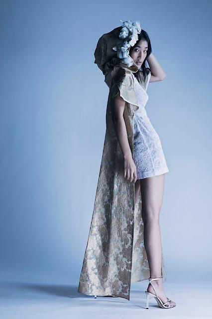 Robes de mariée créateur Paris Fanny Liautard