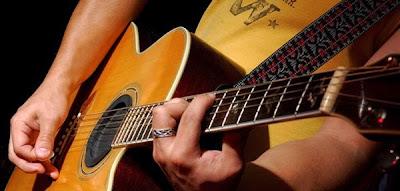 Kunci kunci dasar gitar