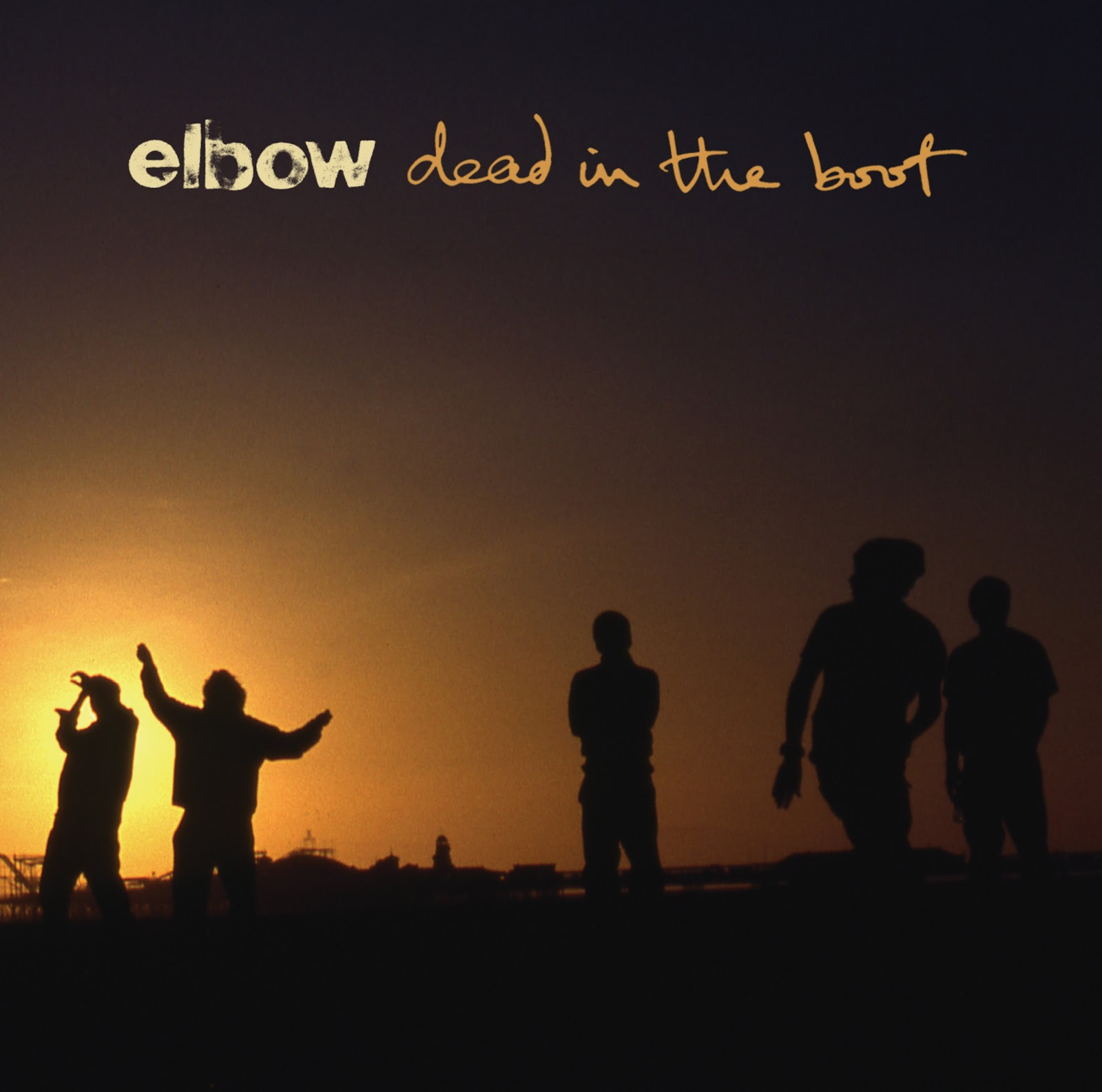 The Beat: CD REVIEW! Elbow - dead in the boot
