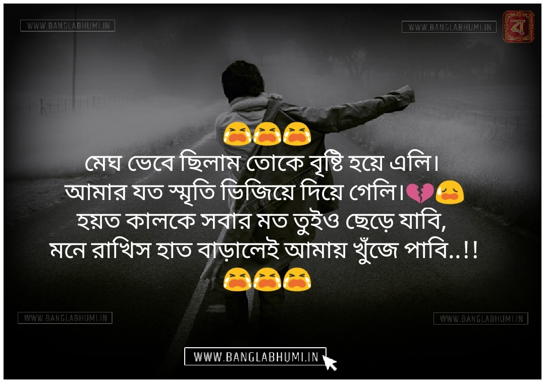 Whatsapp & Facebook Bangla Sad Love Shayari Status Free
