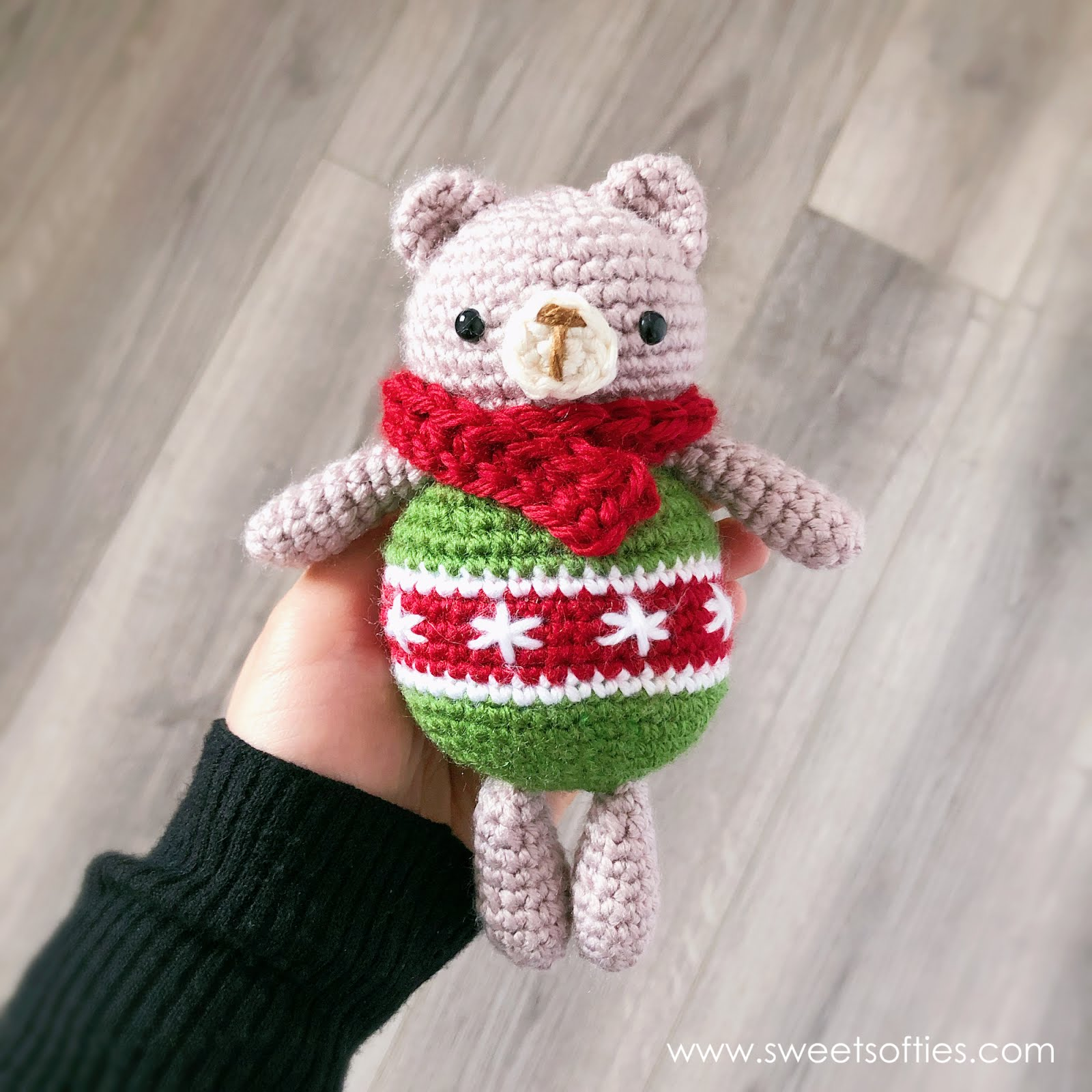 Amigurumi Crochet Christmas Softies Toy Free Patterns ... | 1600x1600