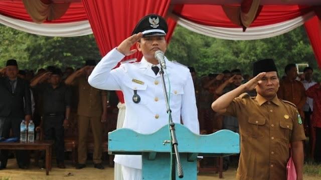 Perdana, Muara Sekalo Gelar Upacara HUT RI dan Pawai Karnaval