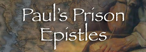 prison epistles of paul The prison epistles of the apostle paul gene taylor-1- preface this study will consider those epistles the apostle paul wrote during his first imprisonment in rome.