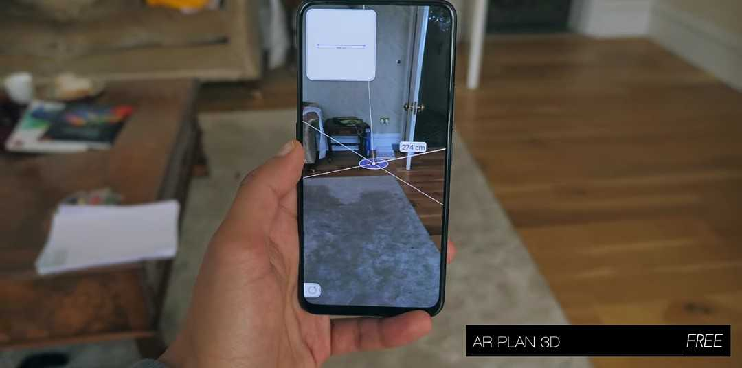AR Plan 3D best android app
