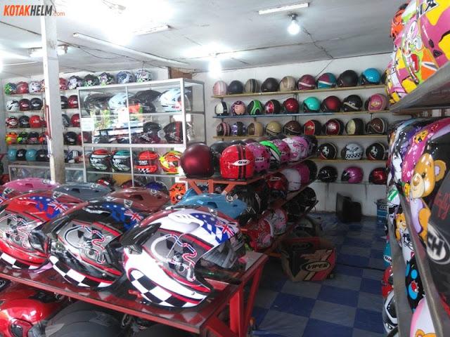 toko helm zahra pekanbaru