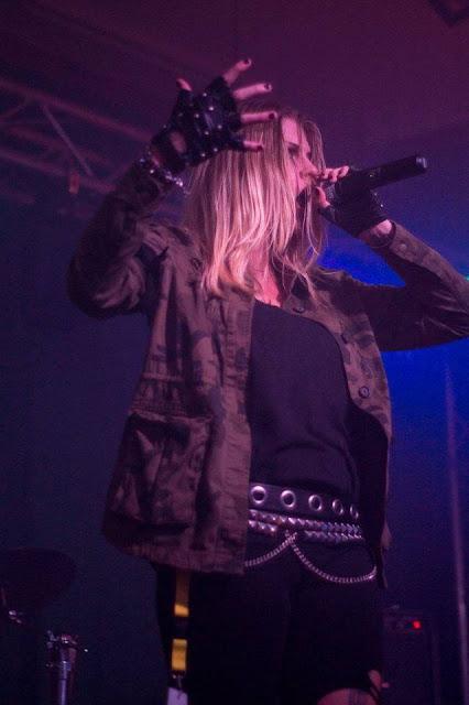 Ladies of Metal: Eva Oswald (Halo Creation), Ladies of Metal, Eva Oswald, Halo Creation