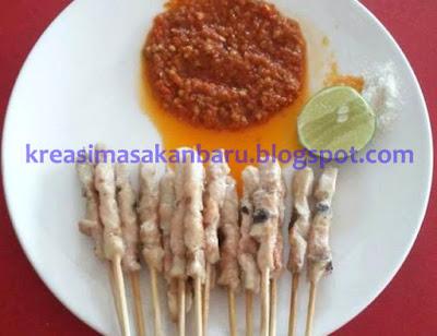 Foto Cara Membuat Sate Taichan Senayan Sederhana Spesial Asli Enak