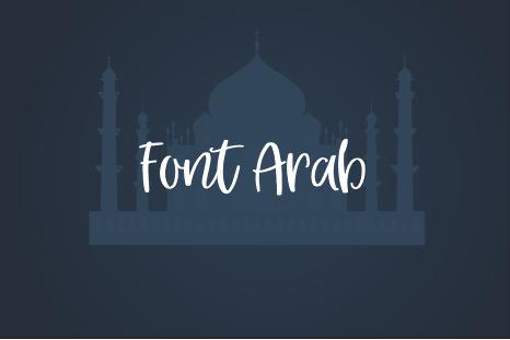 Download Download Font Arab Pack (271 item dalam 1 rar) - Lembar Vector
