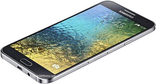 Samsung E7 hỏng mặt kính