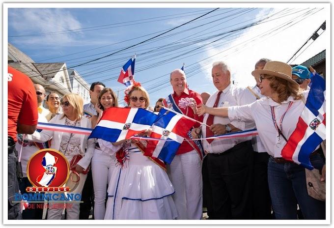 La gran Parada del Desfile y Festival Estatal de New Jersey
