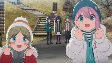 Yuru Camp△ Season 2 Episode 10