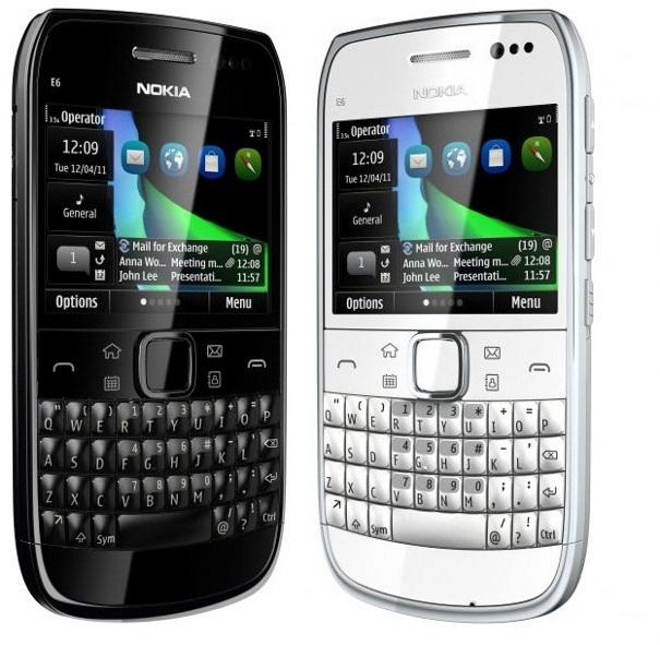 نوكيا صور نوكيا انواع نوكيا مواصفات Nokia E6