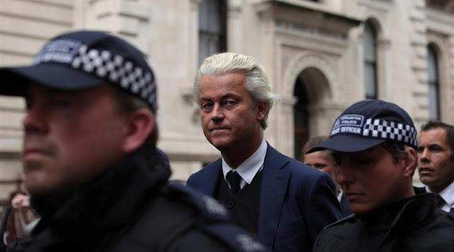 Diancam Mati, Anti Islam Geert Wilders Batalkan Kontes Kartun Nabi