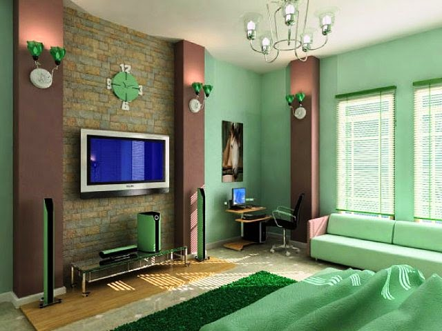 best green bedroom paint colors